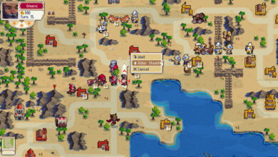 Photo of Wargroove: Double Trouble launch trailer