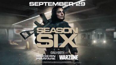 Photo of Call of Duty®: Modern Warfare® & Warzone™ – Season Six