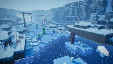 Photo of Minecraft Dungeons se dočkalo nového rozšíření, jenž nás zanese do zamrzlých lokací!