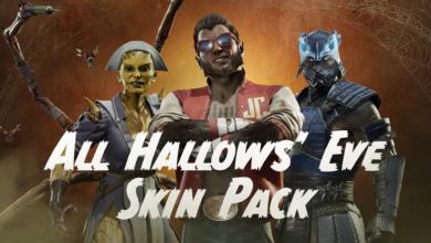 Photo of Halloweenský update Mortal Kombatu 11 rozpoutal spekulace o nových postavách