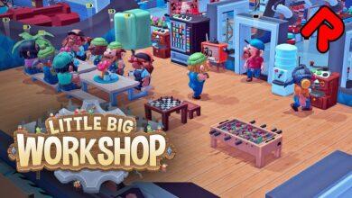 Photo of Little Big Workshop – staňte se továrním magnátem!