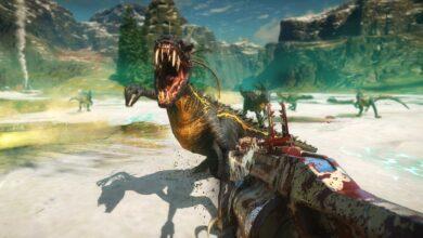 Photo of Second Extinction, kooperační nářez plný dinosaurů