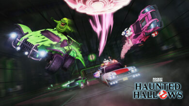 Photo of Rocket League – Haunted Hallows tento rok s Ghostbusters