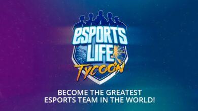 Photo of Esports Life Tycoon přichází na Playstation 4