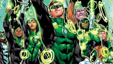 Photo of Green Lantern dostane seriál!