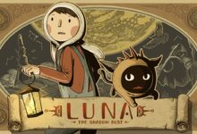Photo of LUNA – The Shadow Dust na NINTENDO Switch!