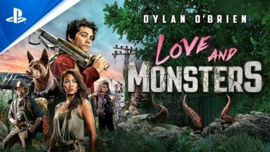 Photo of Předobjednávky filmu      Love and Monsters v PS store!