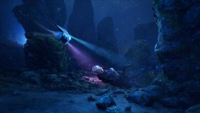 Photo of Startujte ponorky, je tu Aquanox Deep Descent