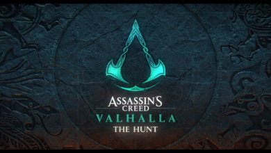 "Logo filmu ""The Hunt"""