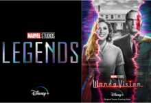 Marvel Studios egends