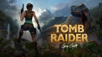 Tomb Raider 25 let