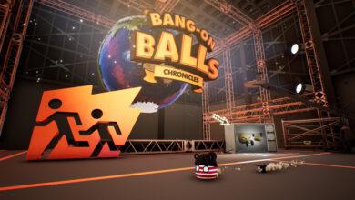 Bang-on Balls studio