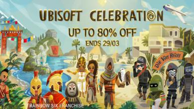 Ubisoft Celebrations